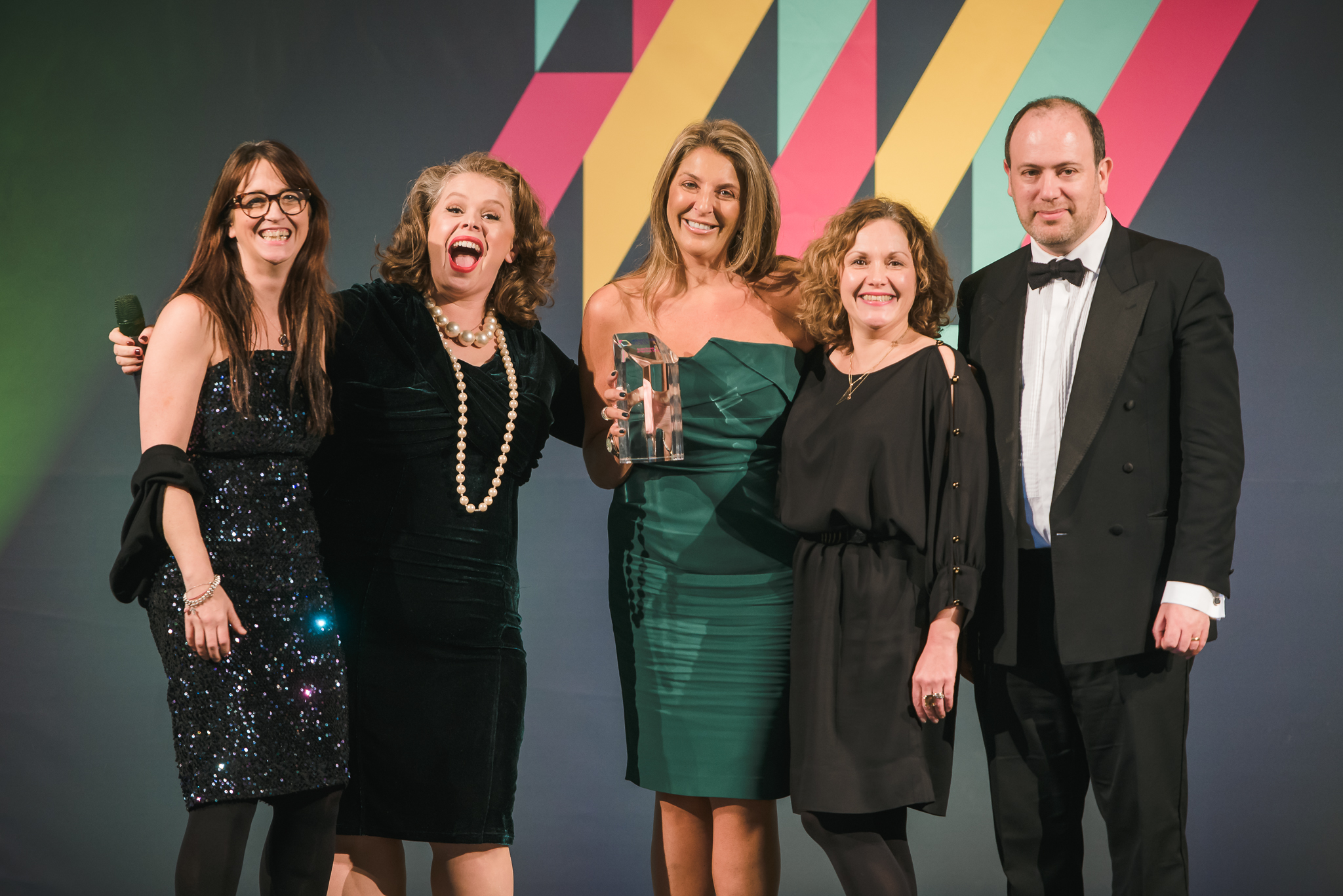 Brave Brand of the Year winners, Cancer Research UK