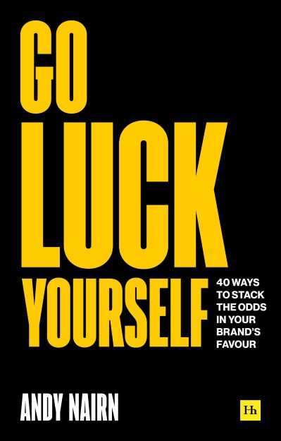 Go Luck Yourself front cover